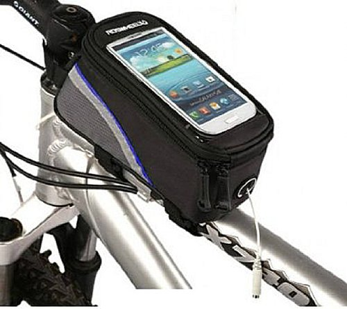 Roswheel Bicycle Frame Pannier And Front Tube Cell