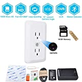 Mini Nanny Cam 15 days Long Standby Electrical Outle Camera Hidden Video Recorder