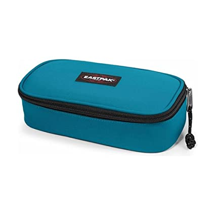 Amazon.com | Eastpak Oval XL Single Pencil Case, 22 cm, Blue ...