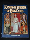 Kings and Queens of England, Outlet Book Company Staff, 0517186810