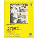 Strathmore 11-Inch by 14-Inch Bristol Smooth Paper