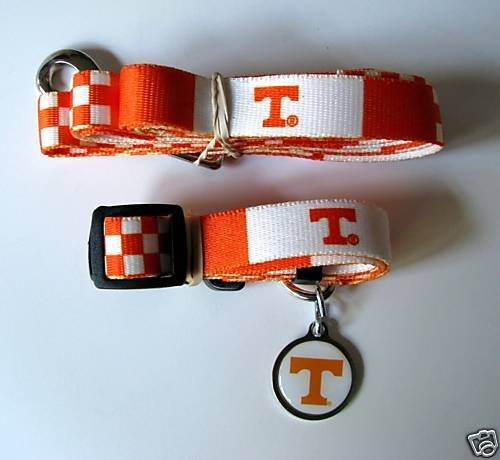 Hunter University of Tennessee Pet Combo Set (Collar, Lead, ID Tag), X-Small