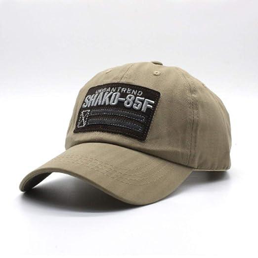 Nueva versión coreana de la gorra de béisbol de cuatro estaciones ...