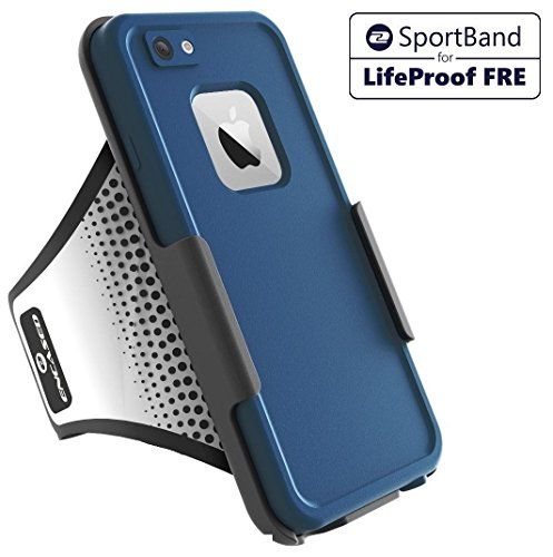 Encased Workout Armband for LifeProof FRE Case - iPhone 6 6s (case not included) by Encased