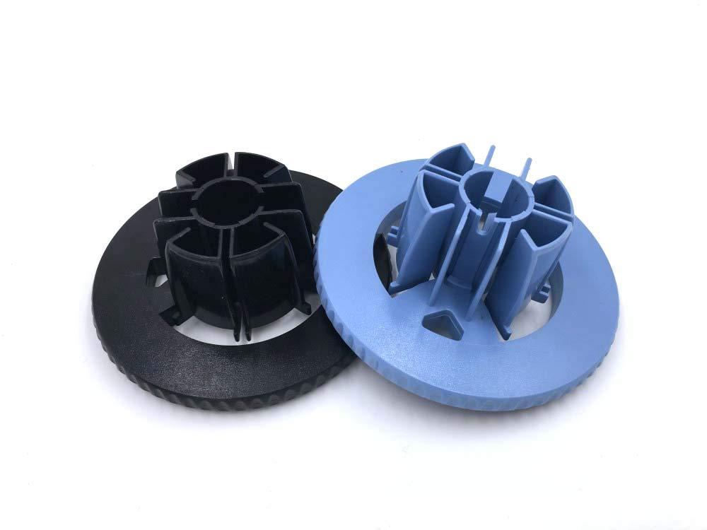 Spindle hub (Blue+Black) HP DesignJet 500 800 1050 1055 100 130 Plotter C7769-40169 C7769-40153