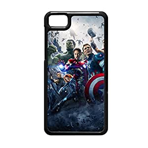 Generic For Z10 Blackberry Smart Design Phone Case For Man Printing Avengers Age Of Ultron 2 Choose Design 5