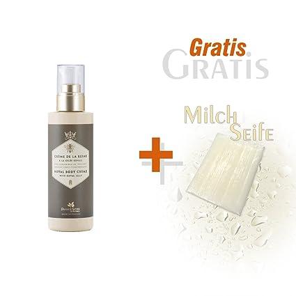 empanar des sens Loción Corporal miel con jalea Royal 200 ml y gratis Leche Jabón 25