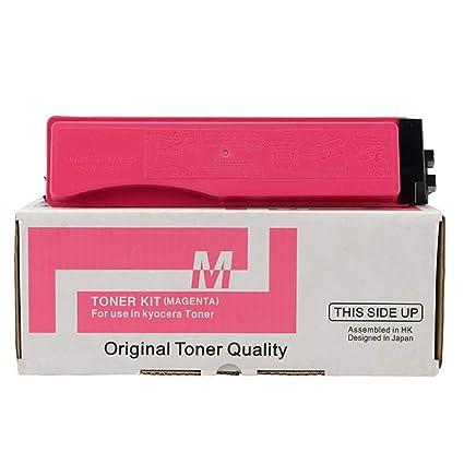 Cartucho de tóner para impresora Kyocera Tk-570, color rosso ...