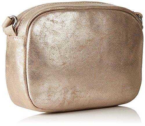 TamarisAVA - Bolso bandolera Mujer Gold (918 copper comb. 918)