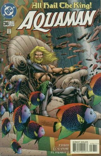 Aquaman (5th Series) (1994) #36 ebook