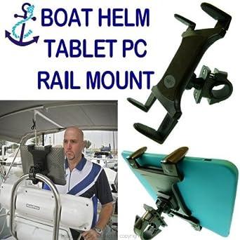 Arkon TAB127 Soporte de tablet para tim/ón de barco