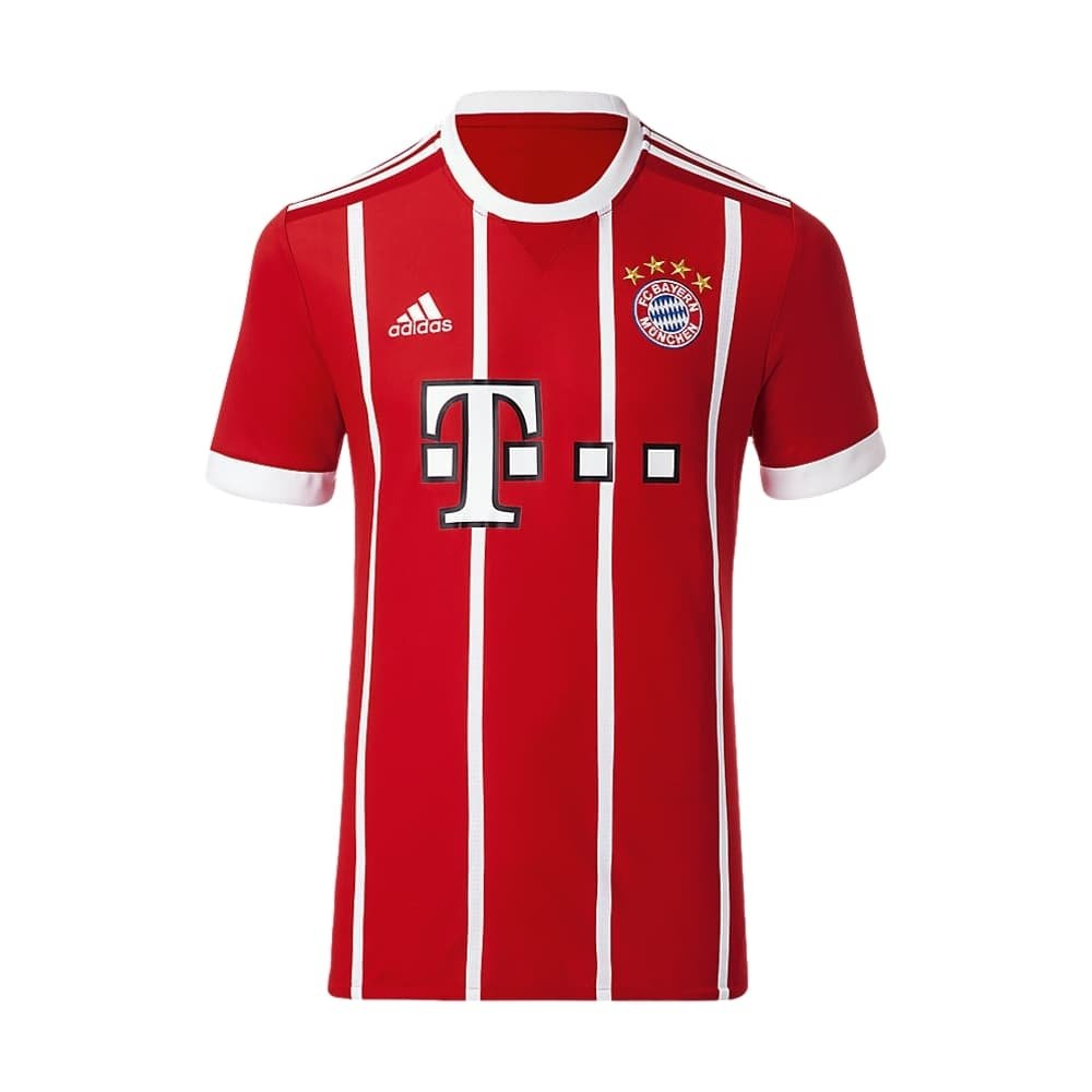 adidas FC Bayern Munich Home Replica Jersey Men's Soccer