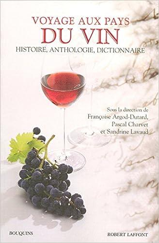 Livres gratuits Voyage aux pays du vin pdf ebook