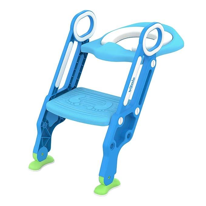 9 opinioni per WIPALO Riduttore WC per Bambini Pieghevole, Riduttore WC per Bambini con