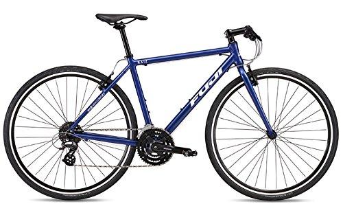 FUJI(フジ) RAIZ 3x8段変速 クロスバイク 19RAIZBL17 FINE BLUE 17