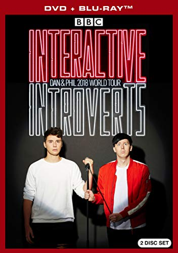 Dan & Phil 2018 World Tour: Interactive Introverts (Amazon Exclusive DVD/BD) [Blu-ray]