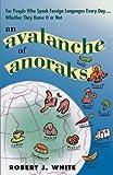An Avalanche of Anoraks, Robert J. White, 0517881314
