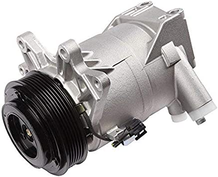 Denso 471-1310 New Compressor with Clutch rm-DSE-471-1310