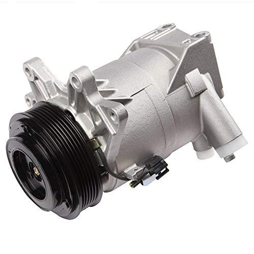 ECCPP A/C Compressor with Clutch fit for 2003-2009 Nissan Murano Nissan Quest 3.5L CO 10863JC Car Air AC Compressors Kit