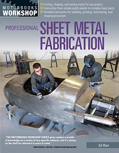 READ Professional Sheet Metal Fabrication (Motorbooks Workshop)<br />PDF