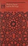 Modern Egypt and Its Heritage, Fluehr-Lobban, Carolyn, 0911239138