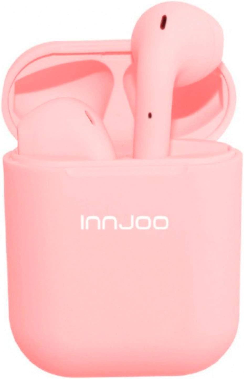 InnJoo Auricular GO V2 BLUETOOH 5.0 TW 35MAH Pink
