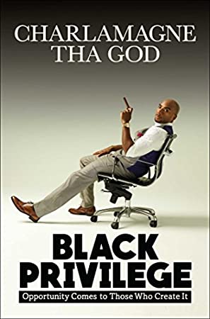 Charlamagne Tha God (Author)(49)Release Date: April 18, 2017 Buy new: $25.99$15.8312 used & newfrom$15.83