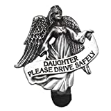 Cathedral Art KVC141DTR Auto Visor Clip, Daughter Drive Safely, 2-3/8-Inch