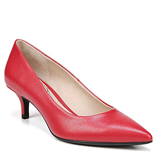 LifeStride Women's Pretty Pump Fire Red 1 discount sneakernews RFU09