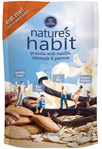 nature habit granola - 2