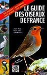 Le guide des oiseaux de France par Guillot