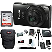 Canon PowerShot ELPH 190 is 20 MP Digital Camera (Black)...