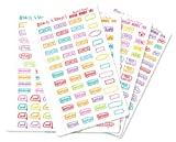 Student Nurse | Future RN | Nursing School Stickers (Multicolor_Glossy)