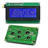arduino lcd module - JahyShow IIC/I2C/TWI 2004 Serial Blue Backlight LCD Module for Arduino UNO R3 MEGA2560 20 X 4, 2004