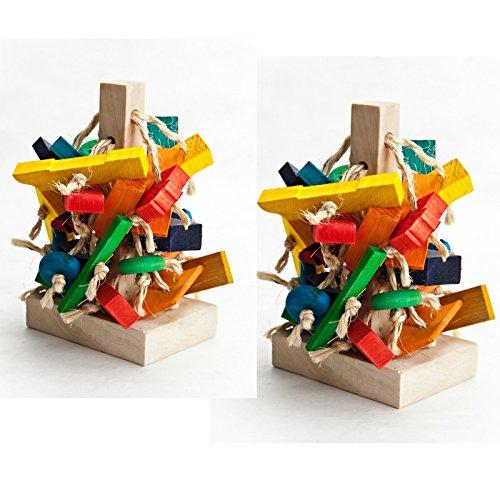 The Tree Pet Rabbit Toy - 2 Pack Bundle