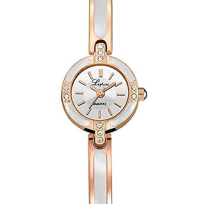 Relojes para mujer, ICHQ Elegance Mujeres Relojes Cristal Diamante en Venta