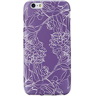 """iPhone 6 Case, iPhone 6s Case,VIVIBIN Shock Absorption Matte TPU Soft Silicone Rubber Cover Phone Case for iPhone 6 / iPhone 6s - 4.7"""""""
