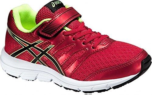 ASICS - Gel-zaraca 4 Gs, Zapatillas de Running Niños Rojo / Amarillo