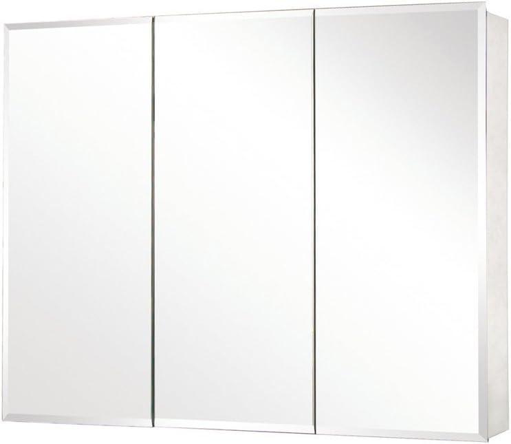 Pegasus SP4590 Beveled Edge Medicine Cabinet, 48 x 31
