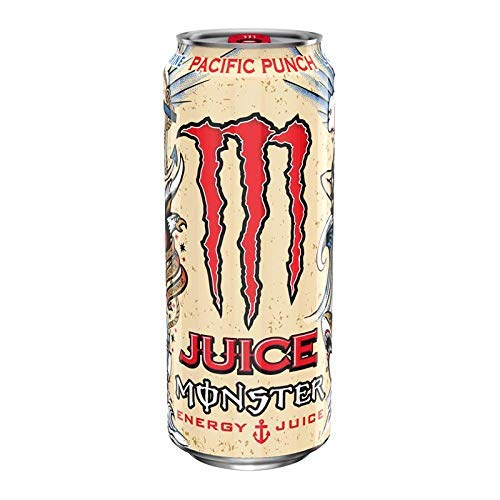 Monster Pacific Punch, PMP 500ml, Pack of 12
