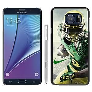 Unique Samsung Galaxy Note 5 Skin Case ,NCAA Pacific 12 Conference Pac 12 Football Oregon Ducks 15 black Samsung Galaxy Note 5 Cover Fashionable And Durable Designed Phone Case