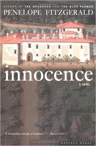 Book Innocence
