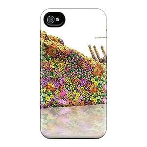 Fashion DYMWKCR4718oYvnn Case Cover For Iphone 4/4s(flowership)