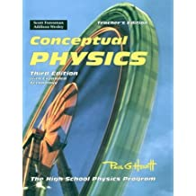 Conceptual Physics: The High School Physics Program, with Expanded Technology, 3rd Edition, Teacher's Edition by Paul G. Hewitt (1999-01-23)