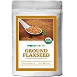 Carrington Farms Flax Chia Blend, Gluten Free, USDA Organic, 12 Ounce, Packaging May Vary