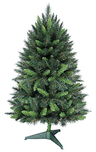 4ft Oncor Black Forest Christmas Tree..
