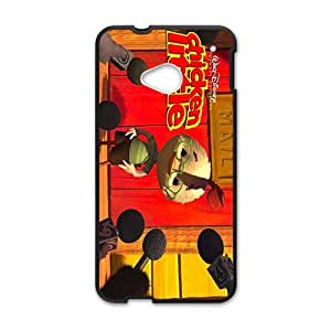 New Style Custom Picture Chichen little Case Cover For HTC M7