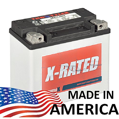 ADX12 - Replacement Motorcycle Battery ()