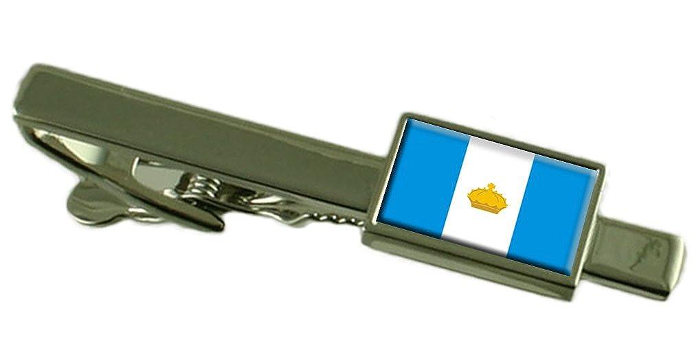 Ulyanovsk City Russia Flag Tie Clip