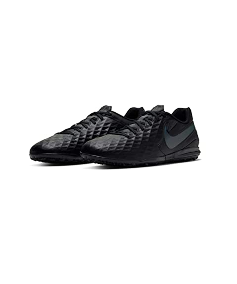 cristiandad sutil Absolutamente  Buy Nike Tiempo Legend 8 Academy TF (10.5 Women / 9 Men M US) Black at  Amazon.in